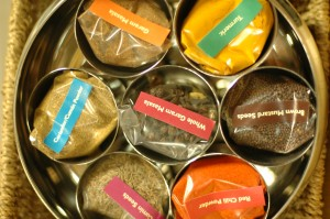 Shef's Fiery Kitchen Spice Tin