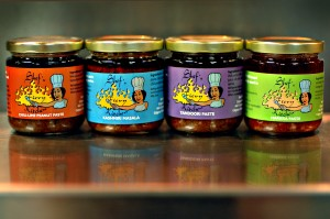 Shef's Fiery Kitchen Pastes
